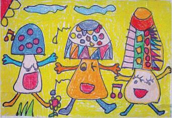 婚礼 快乐家园 勤劳的小姑娘 赛马 山行 跳舞的小蘑菇 雄鸡(贝壳工艺