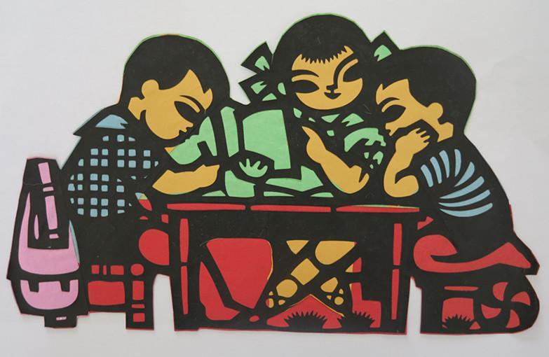 小学四年级风景美术图画_第9页_画画大全