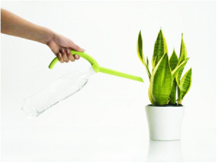 让小学生观察,设计,制作灌溉器,在过程中学会动脑和动手,让灌溉器具有