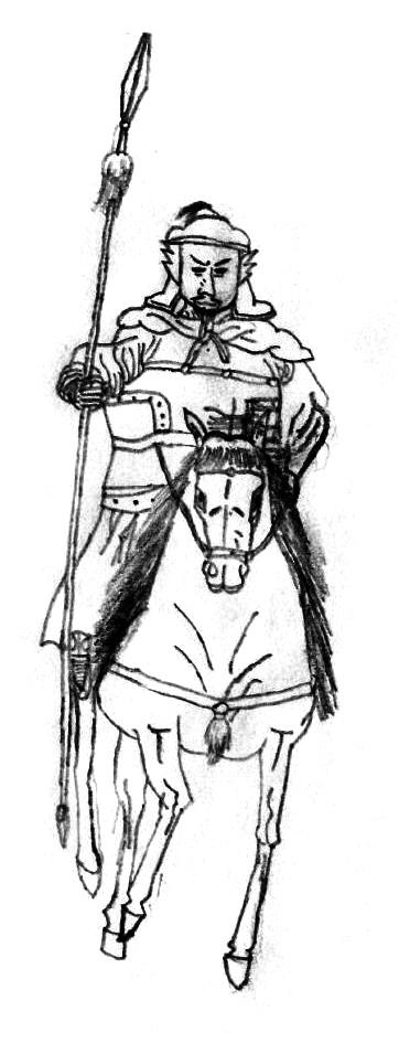 马旭初和他的铅笔画