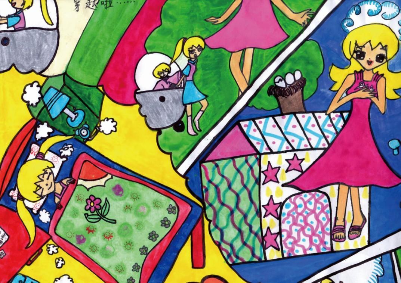 稚嫩的画笔,简单的线条,绚烂的色彩,描绘出了小画家们心中的世界。你心中的那片净土孕育着怎样的世界呢?赶快拿起画笔,描绘出来吧!  快乐童年 洪泽县高良涧镇中心小学四(6)班 蒋 乐 指导教师:徐仕刚  未来机器人 扬中市油坊中心小学五(1)班 黄 珂 指导教师:姚 鹏  云端之旅 张家港市东渡实验学校五(2)班 王瑞芊 指导教师:吴利萍  父 爱 泰州市寺巷中心小学六(2)班 王心怡 指导教师:吉云龙  书 法 扬州市邗江区实验小学 孟宇豪 指导教师:徐 平  暑假生活 海门市中南国际小学五(1)班 薛雯