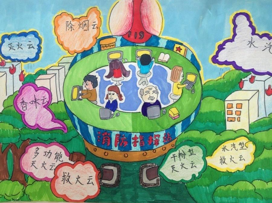 儿童画 900_670